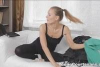 Чувственный секс с женой