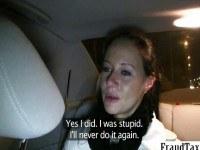 Изменила мужу с таксистом