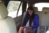 Фейк Такси красотка трахнулась с водителем