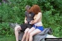 Заснял секс свох друзей на природе