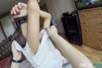 Русский любительский секс молодой пары